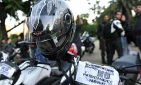 Patentamiento de cascos: moteros piden más controles