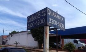 Allanaron un local gitano: buscan autos robados