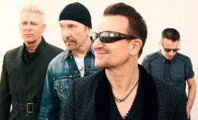 """Demandan a U2 por supuesto plagio en la canción """"The fly"""""""