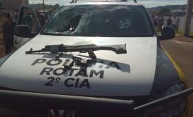 Golpe comando en Paraguay: tres delincuentes abatidos