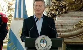 """Macri: """"Haremos la mayor inversión social de la historia"""""""