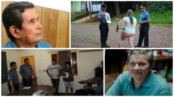 Barrio Prat: confirman que las prendas eran de Manuel Ifrán