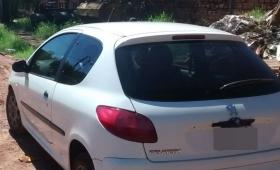 Secuestraron en Posadas automóvil robado en La Plata
