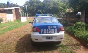 Femicidio en Eldorado: encontraron un machete que sería el arma homicida