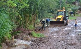 Temporal en Oberá: el intendente responsabilizó a los inundados