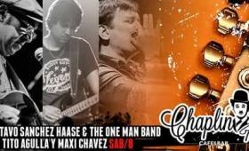 Clásicos del Blues de la mano de Gustavo Sánchez Haase