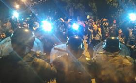 Macri repudió los incidentes en Río Gallegos