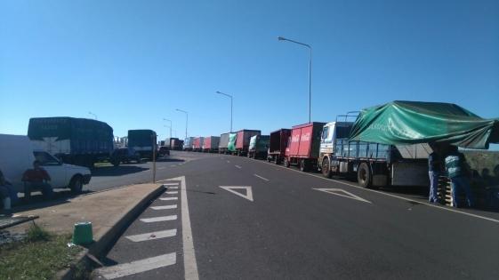 Paro de Camioneros: qué servicios están afectados
