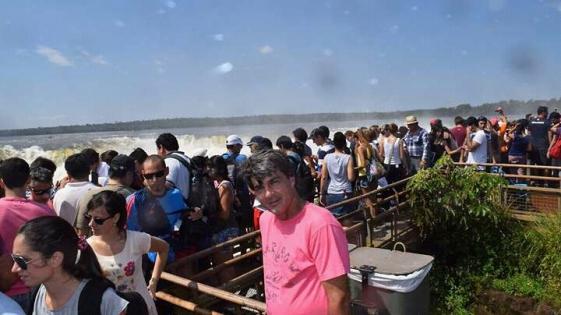 Un millón y medio de turistas se movilizan por Semana Santa