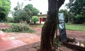 Vecinos de la chacra 80 ofrecen pagar por el empedrado y cordón cuneta