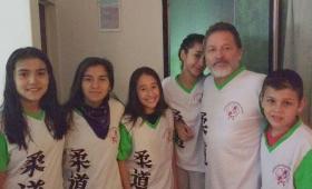Podios para el Judo Comunitario en el Nacional de San Juan