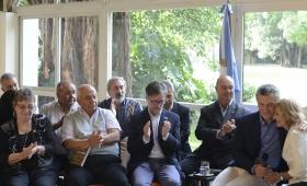 """Malvinas: el reclamo de soberanía """"es irrenunciable"""", dijo Macri"""