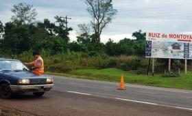Intenso control policial en rutas misioneras