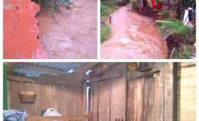 Consecuencias de la lluvia