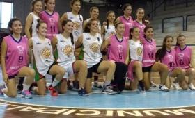 El básquet femenino marcó el fin de semana en Oberá
