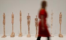Giacometti, el corazón blando del hombre de bronce