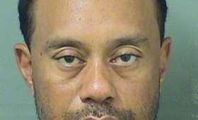 Tiger Woods es arrestado por conducir ebrio