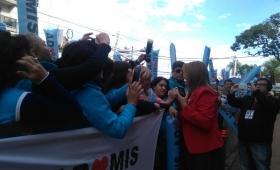 Fretemis ratificó el triunfo en las elecciones del CGE