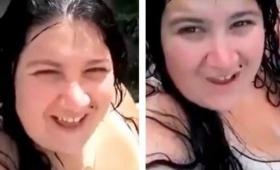 Habló «Anto», la chica del video viral: «Sufrí por las burlas»