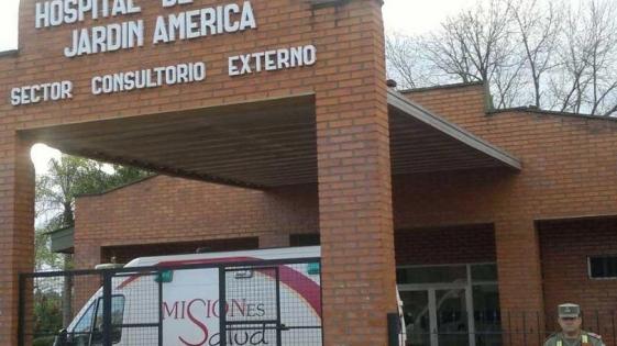 Jardín América: desligan al Hospital de denuncia de mala praxis