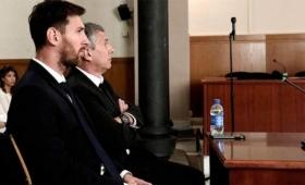Ratifican la condena a Messi