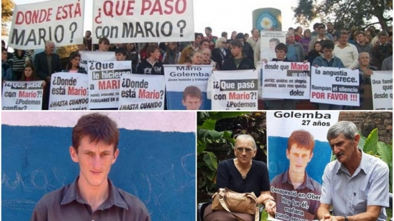 Diez años, una pregunta: ¿Dónde está Mario Golemba?