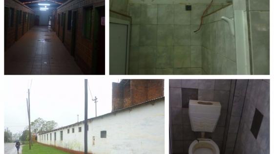 Albergues estudiantiles en pésimas condiciones edilicias