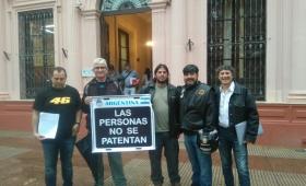 Motociclistas pidieron una audiencia con el Gobierno