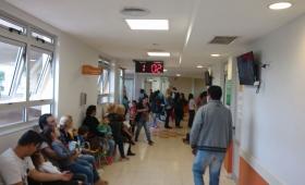 Hospital de Pediatría: un médico para 100 pacientes