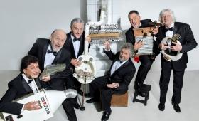 El Congreso distinguirá a Les Luthiers por sus 50 años de trayectoria