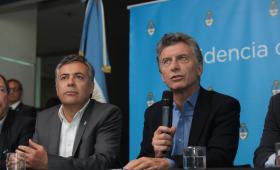 """Macri: """"estamos en contra de la impunidad"""""""