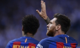 Barcelona se llevó la Copa del Rey