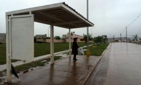 Itaembé Guazú: cuatro colectivos para 950 familias