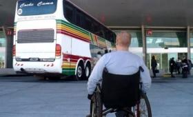 Personas con discapacidad pueden acceder a pasajes gratuitos por internet