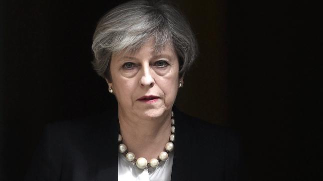 May dice que el atentado de Manchester iba contra las familias jóvenes