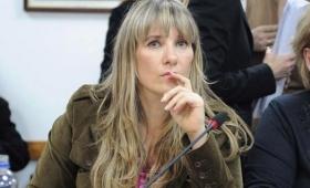 Silvia Risko entre los diputados que no hablaron en 2017