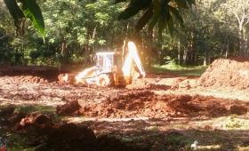"""Vecinos rechazan la instalación de un """"Punto Limpio"""" en la chacra 124"""