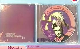 Fernando Vogel presentó su disco solista