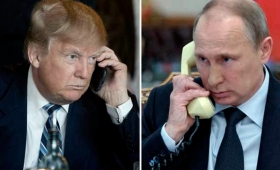 Posible reunión de Trump y Putin en Buenos Aires