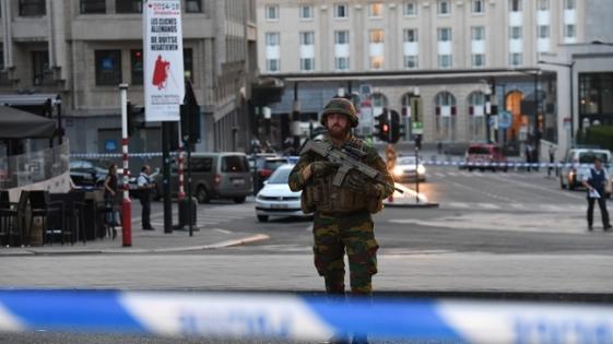 """El incidente en Bruselas fue un """"ataque terrorista"""""""