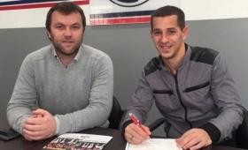 Romagnoli renovó su contrato con San Lorenzo