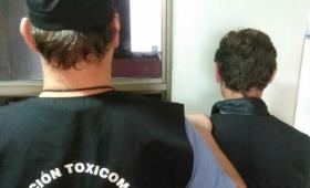 Detuvieron a cabecilla de búnker narco de Garupá