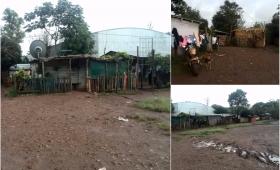 """""""Okupas"""" fuera de control en barrio Las Tacuaritas"""