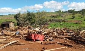 San Pedro: a 9 años del tornado, recordaron a las víctimas