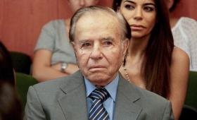 Confirman la condena a Carlos Menem