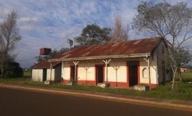 La vieja estación de Miguel Lanús podría ser un SUM