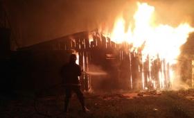 Admiten que el hacinamiento incide en los incendios de viviendas