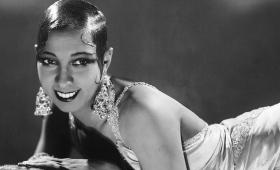 Josephine Baker, 'La diosa de ébano'