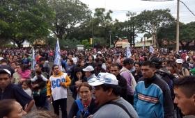 6D: habrá marchas contra la reforma laboral y previsional