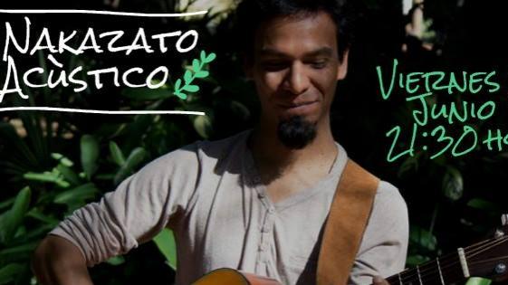 Nakazato regala sus canciones este viernes